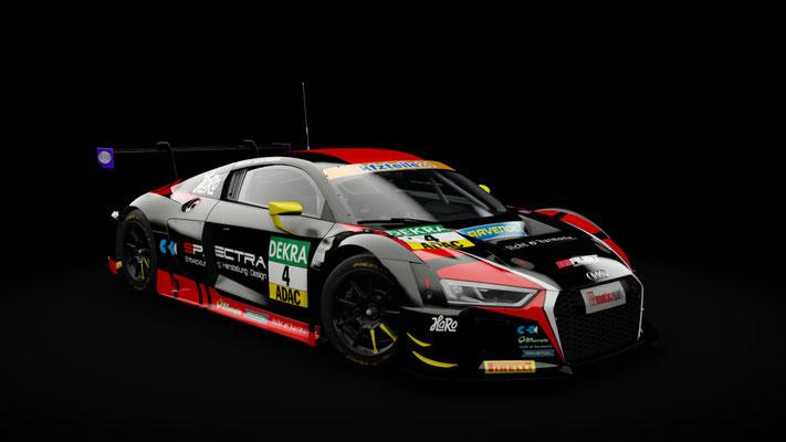 Aust Motorsport ADAC GT Masters 2018