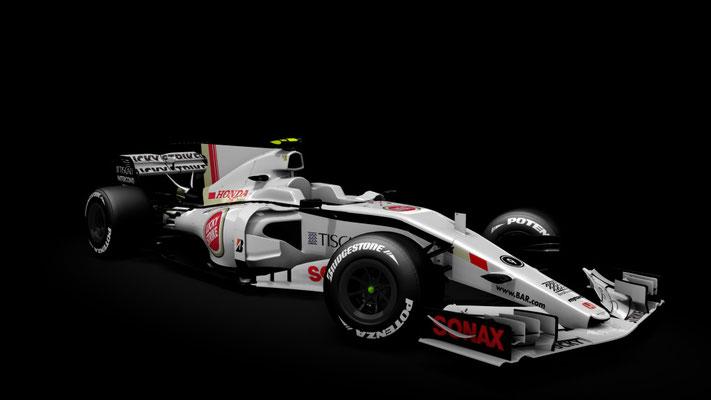 Formula Hybrid: BAR 003