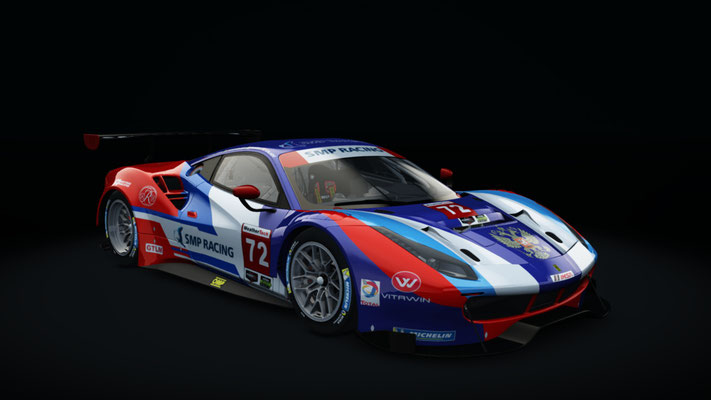 GTLM SMP Racing