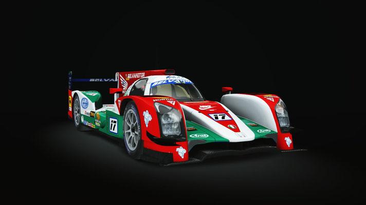 URD PX1 Darche - GiT Racing Team