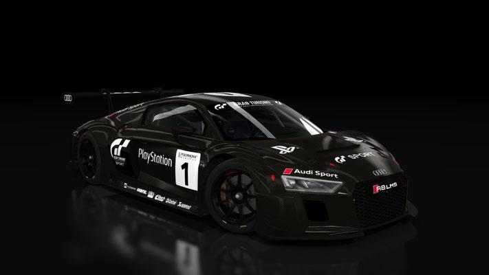 GranTurismo Sport Audi R8 LMS 2016