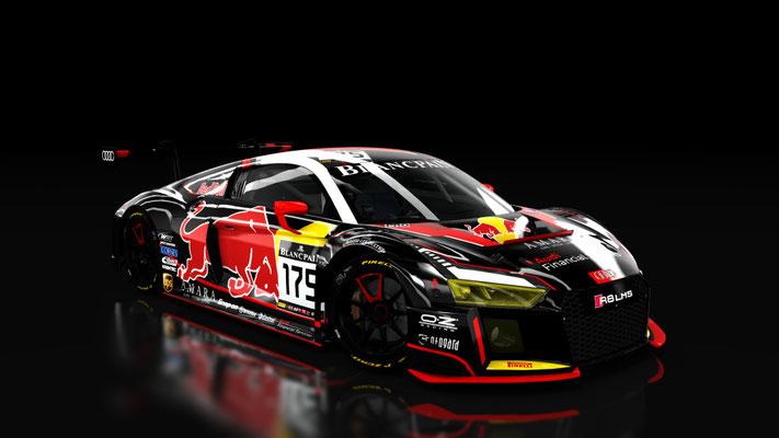 Red Bull Audi R8 LMS 2017