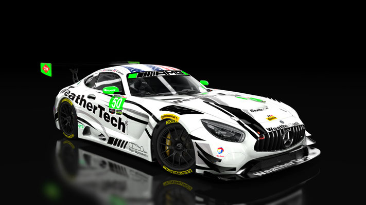 IMSA GTD 4th of July skins