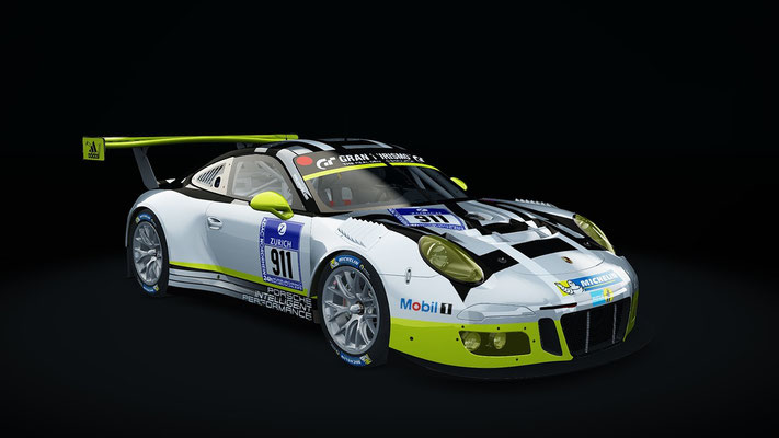 24h Nurburgring Manthey Racing Hotfix