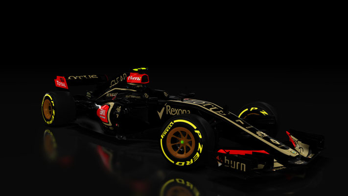 Formula Hybrid Lotus E21 Skin