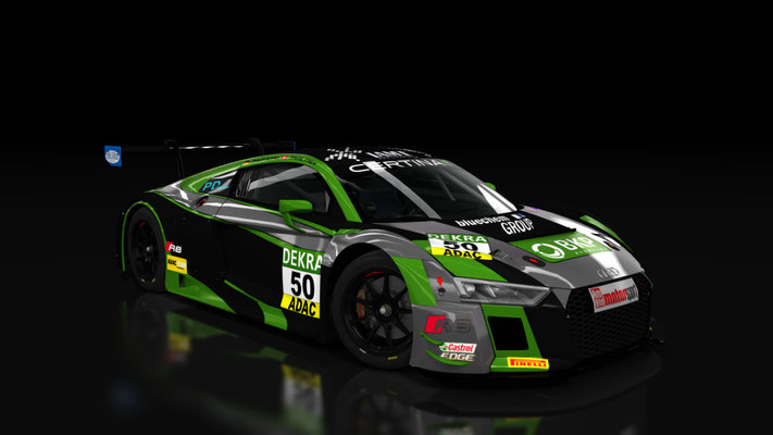ADAC GT Masters: Yaco Racing #50