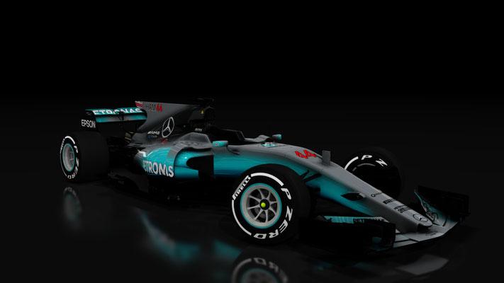 F1 2017 Season skins
