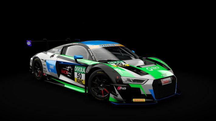 YACO Racing ADAC GT Masters 2018