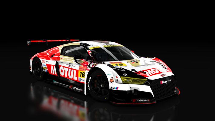Audi Motul Mugen GT300