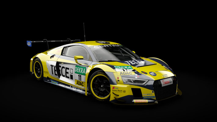 Assetto Corsa Audi R8 LMS EFP by TECE GT Masters 2018
