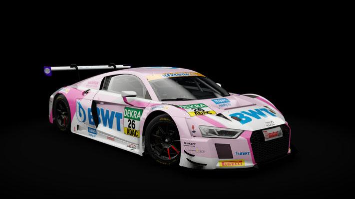 Mücke Motorsport Team ADAC GT Masters 2018
