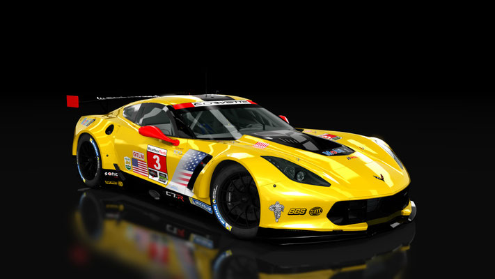Corvette Racing 3 & 4 DAYTONA 2017