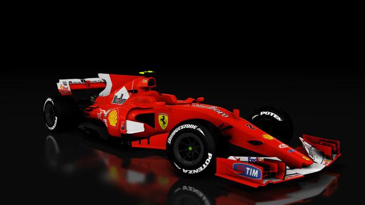 Formula Hybrid: F2001