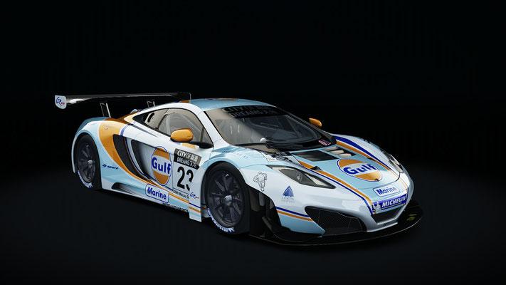 United Autosports GULF #23