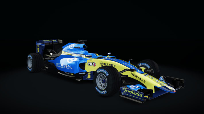 F1 2006 Renault
