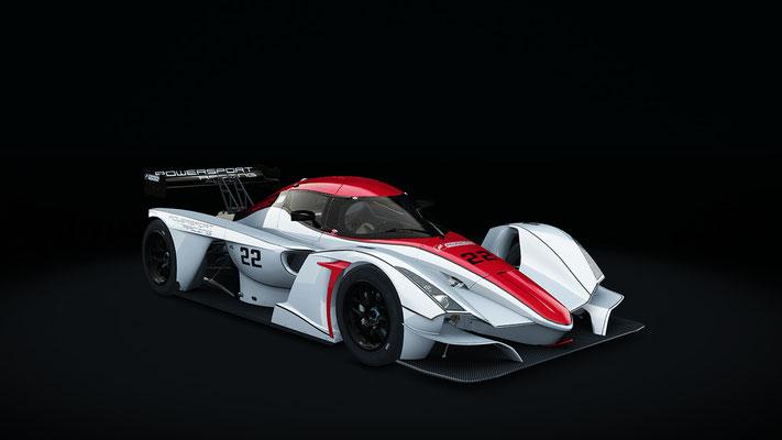Powersport Racing n°22 - FARA Endurance series