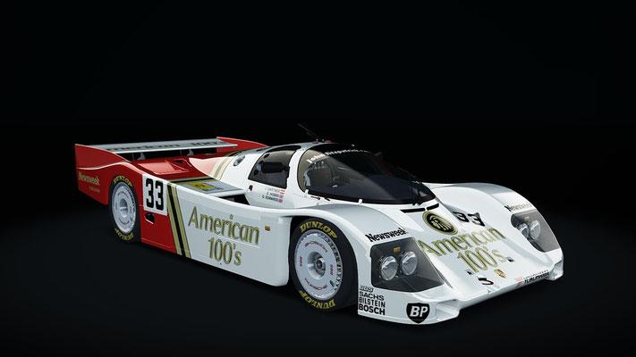 John Fitzpatrick Racing 33