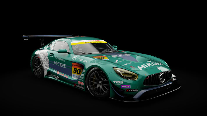 Super GT GT300 2018 Arnage Racing
