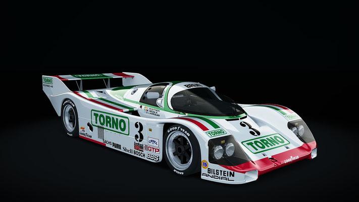 Brun Motorsport -IMSA Daytona 1986