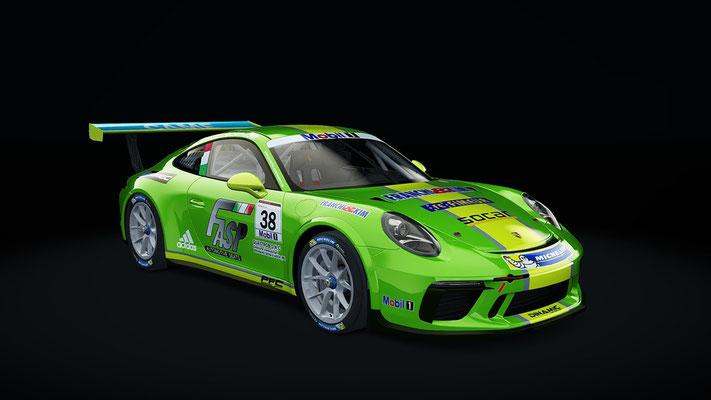 Dinamic Motorsport #36 #37 #38