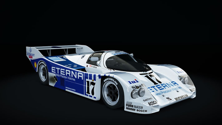 Brun Motorsport ETERNA 1986