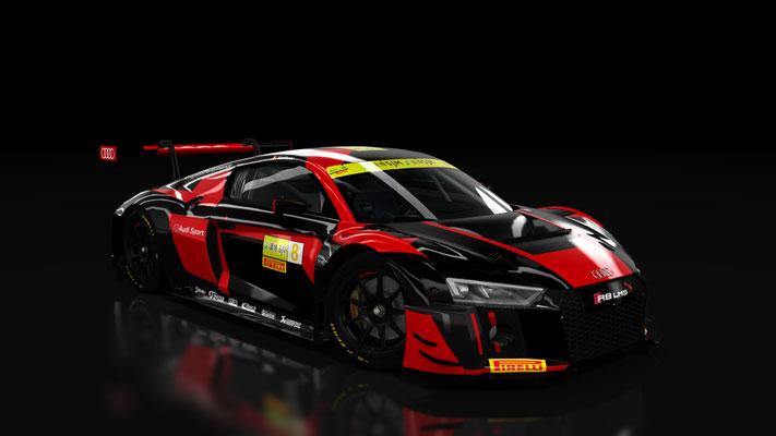 ks Audi R8 LMS 2016 Team WRT