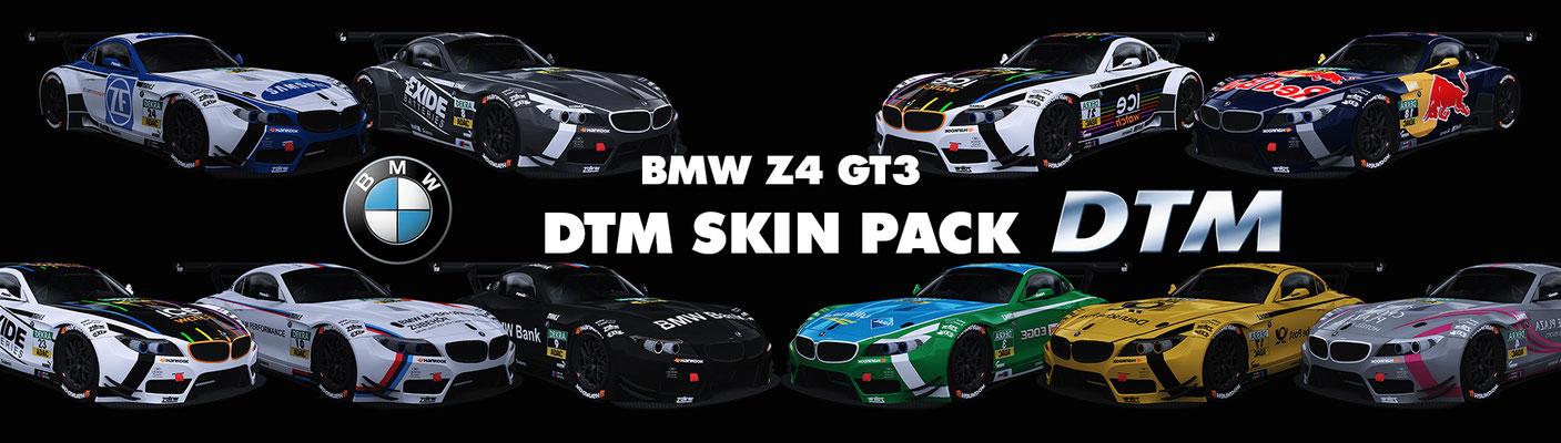DTM Pack