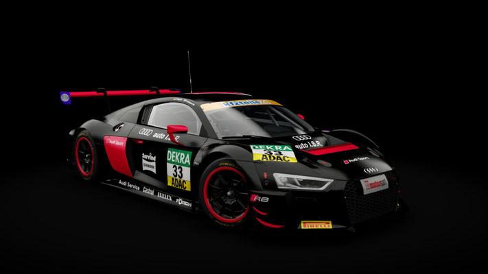 ISR Racing ADAC GT Masters 2018