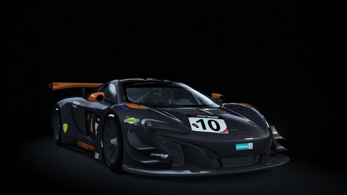 Von Ryan Racing British GT