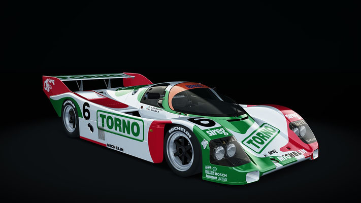 Brun Motorsport TORNO Monza 1988