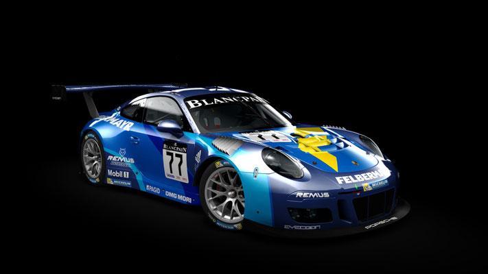 Team Felbermayr-Proton Porsche 911 GT3 R 2016 (fictional)