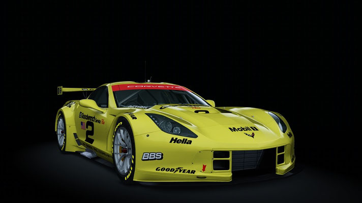 Corvette Racing Daytona 2001