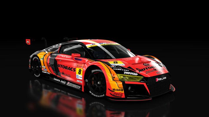 Audi Autobacs Racing Team Aguri GT300