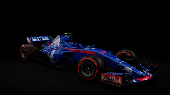 RSS Formula Hybrid , Toro Rosso 2018