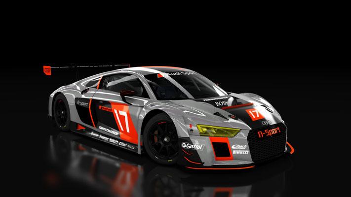 Audi R8 LMS 2016 [N-Sport] livery