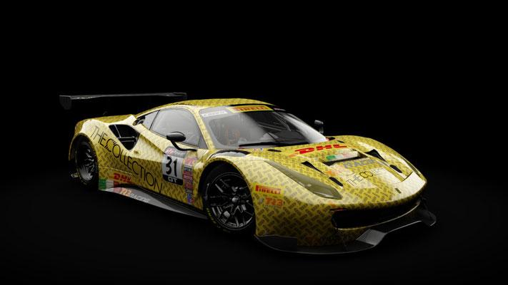Pirelli World Challenge 2017 TR3 Racing