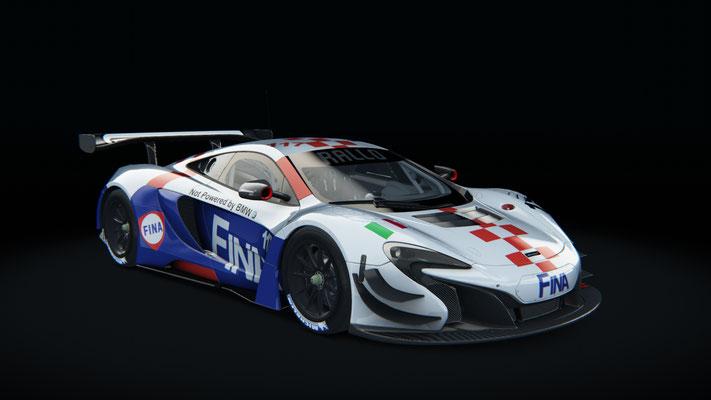 FINA Oil Racing