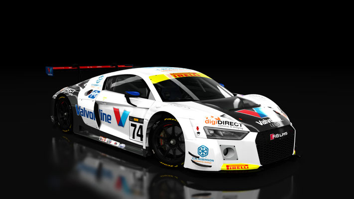 Audi Sport Customer Racing Australia