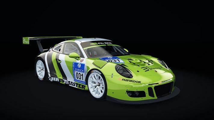 TEAM 31 Racing Nvidia/Thrustmaster