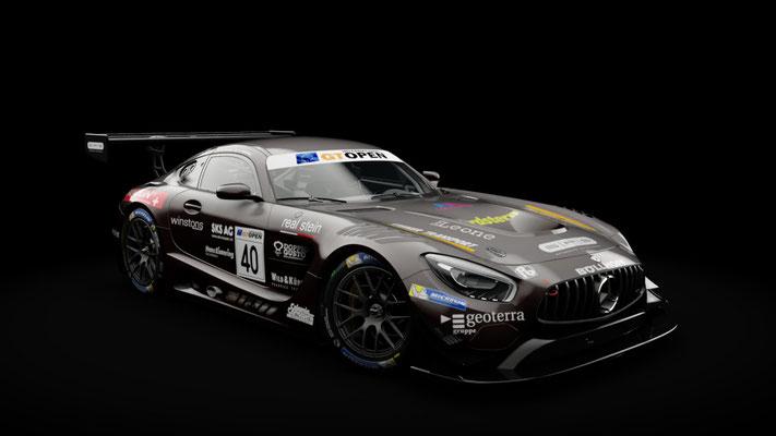 AMG GT3 GT Open 2017#40