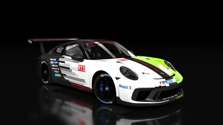 Porsche 911 GT3 Cup - Skin #1