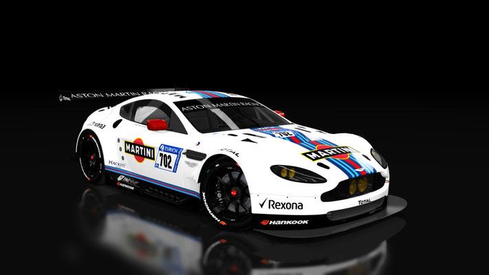 Martini Racing URD EGT AM Aston Martin