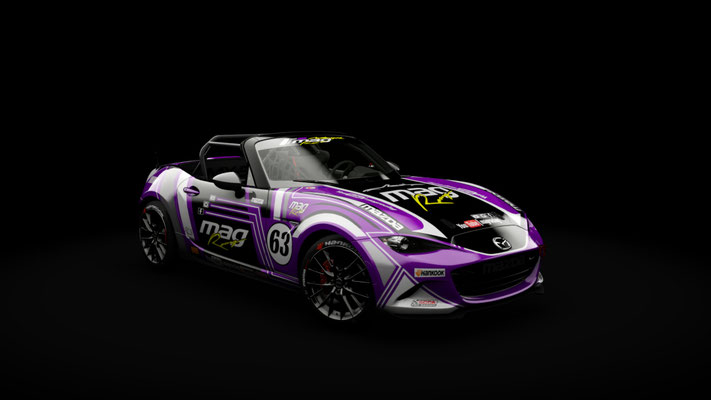 Mazda mx5 cup Team MAG RACING