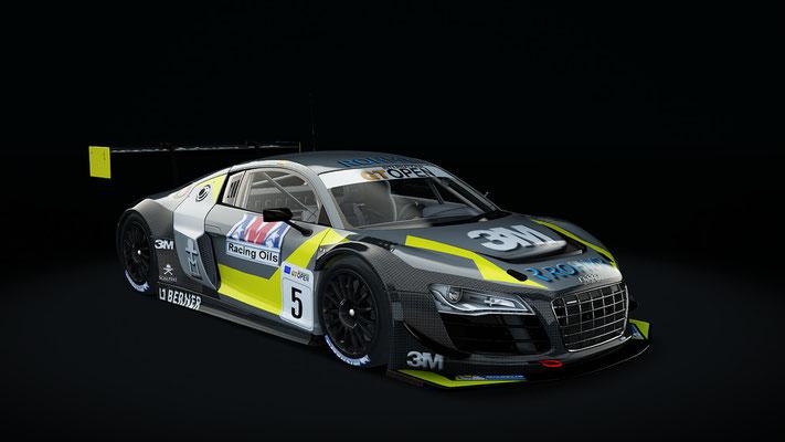 Drivex Racing GTOpen