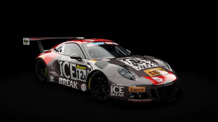 KS Porsche 911 GT3 McElrea Racing Bathurst 2018