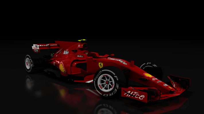 concept livery skin Ferrari f 2007