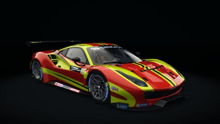 BBT Racing Asia GT Series