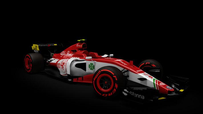 Alfa Romeo Sauber WIP