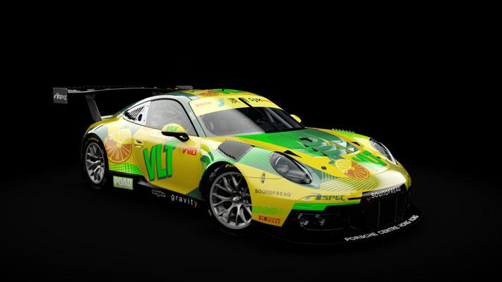 Porsche 911 FIA GT World Cup's #991 VLT
