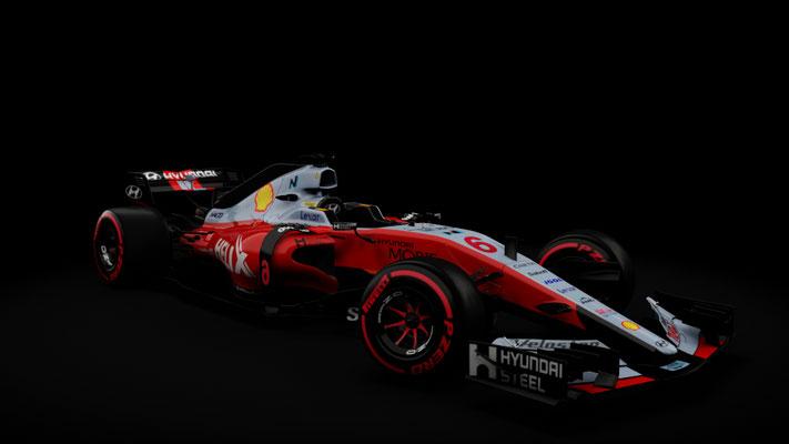 Formula 1 Extreme Tuning - Hyundai Mobis Formula One Concept - Assetto Corsa